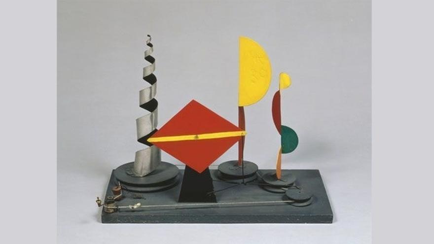 El Centro Botín abrirá en junio una exposición inédita sobre Alexander Calder