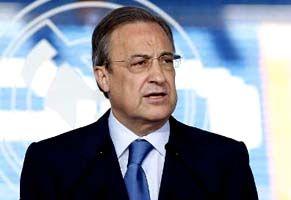 Florentino Pérez, de tour televisivo en 'Punto Pelota', Telecinco y 'Futboleros'