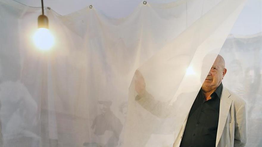 Boltanski convierte el IVAM en una lúgubre experiencia mística