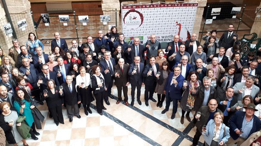 La Denominación de Origen La Mancha entrega sus Premios 'Vino y Cultura'