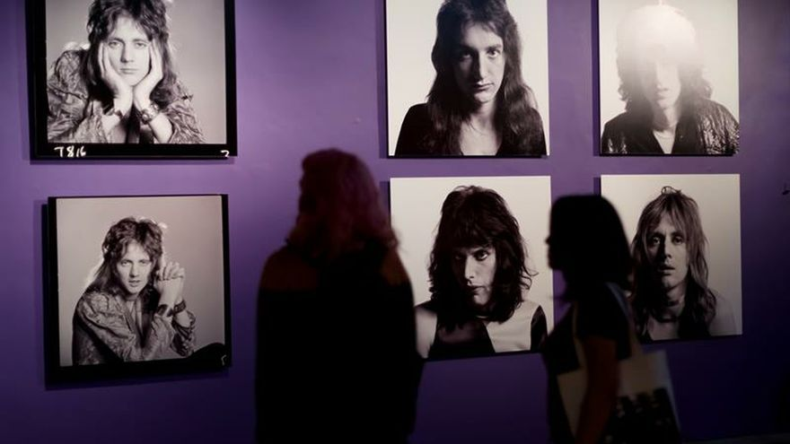 """El trabajo de Mick Rock vuelve a México con """"Queen: el origen de una leyenda"""""""