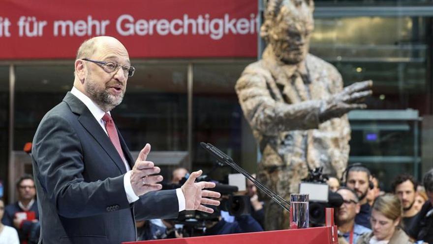 El SPD reitera su intención de liderar la oposición la tras derrota electoral