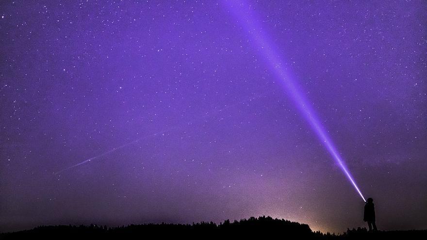 'Noche de estrellas' actividad en Santa María de Melque (Toledo), el 2 de agosto
