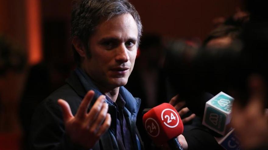 """Gael García defiende en Chile el papel del cine para """"abrir interrogantes"""""""