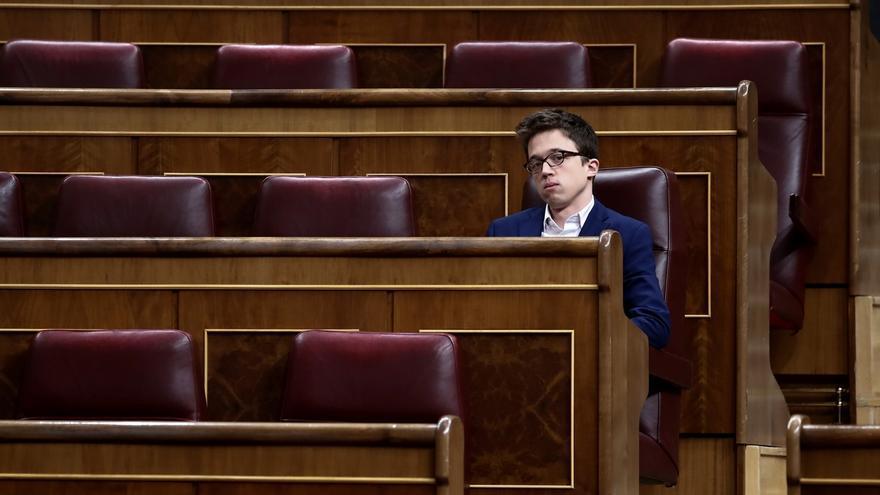 """Errejón traslada a Sánchez que ya hay mayoría en el Congreso para aprobar medidas """"atrevidas"""" sin esperar"""