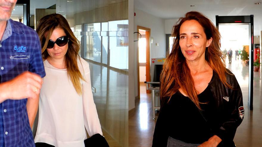 Se celebra el juicio de Mª José Campanario y María Patiño