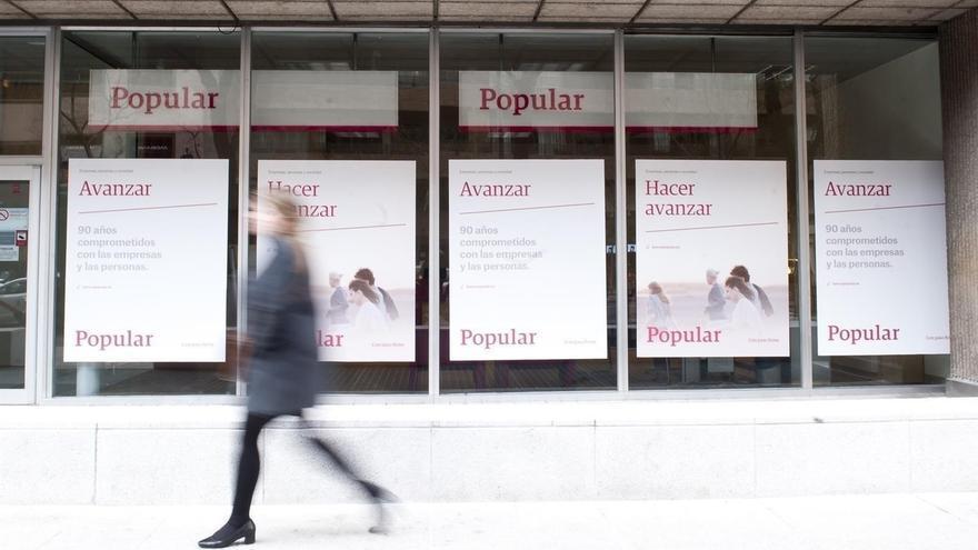 Popular, condenado por convencer a un cliente para invertir 30.000 euros en bonos convertibles