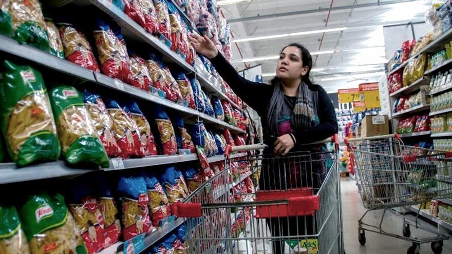 La inflación de marzo fue 4,8%, la más alta desde el salto post PASO de septiembre de 2019