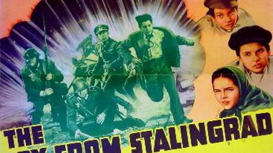 C:\fakepath\Segmento 2 - En 'The boy from Stalingrad', unos niños soviéticos formaba una guerrilla que detenía los avances nazis.jpg