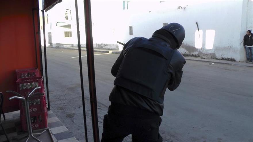 Fuerza tunecina desarticula una supuesta célula yihadista en el sur del país