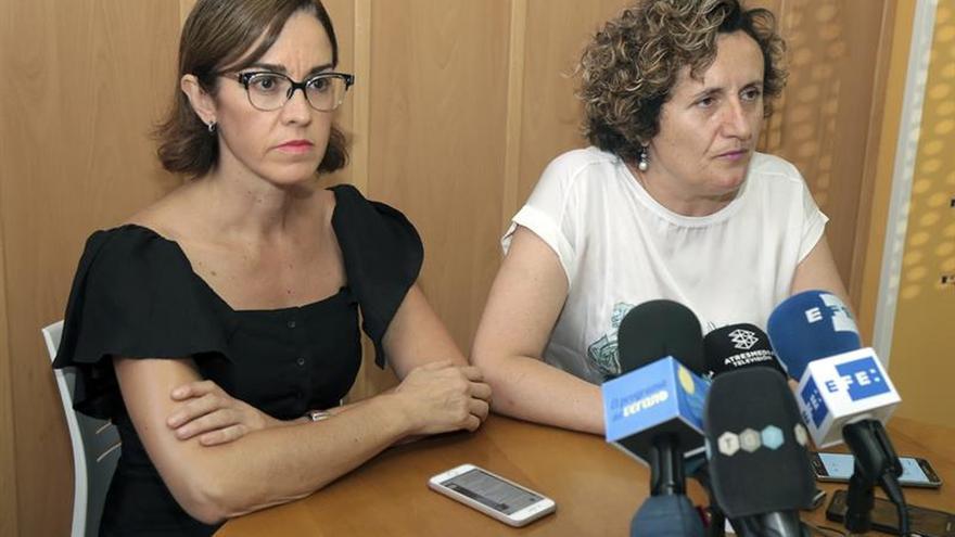Juana Rivas buscará en Estrasburgo la protección a hijos que reclamó a España