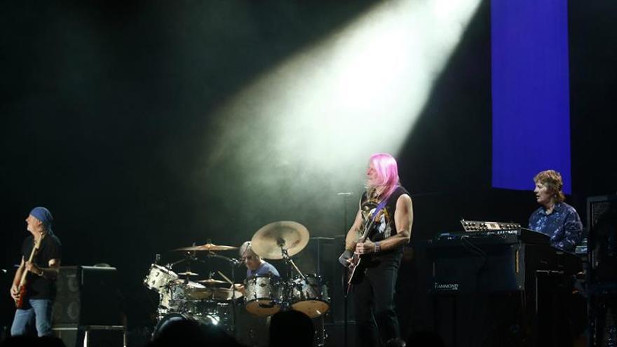Deep Purple actuará en Barcelona, Madrid y Barakaldo en su gira de despedida