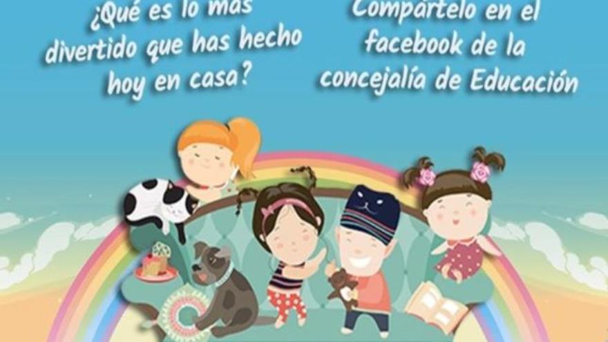 Programa para escolares del Ayuntamiento de Cartagena