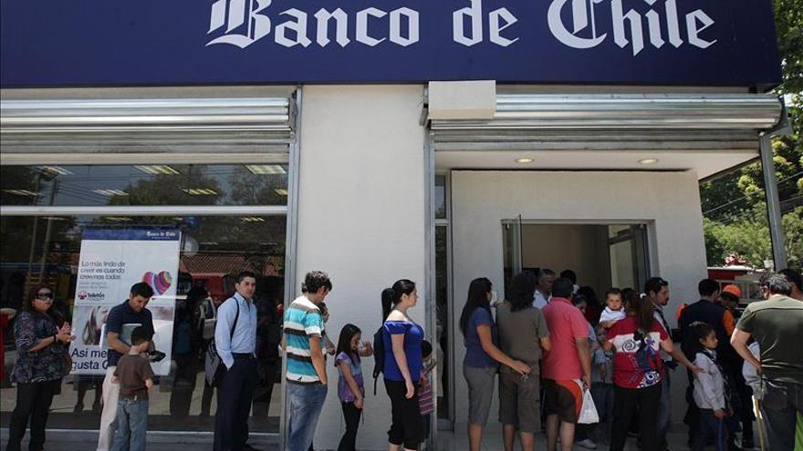 El PIB de Chile crece un 0,8 % en el tercer trimestre, la peor cifra en cinco años