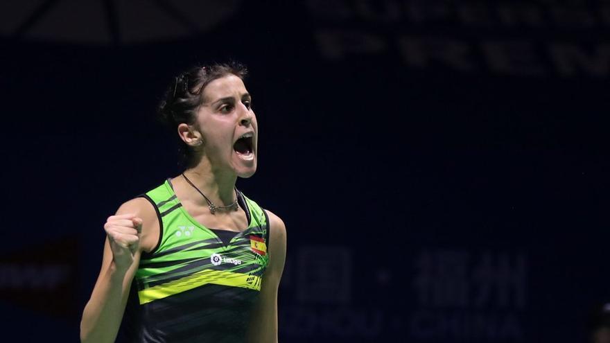 Carolina Marín ya está en semifinales del último gran torneo del año, el Open de China