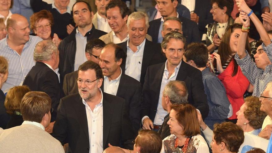 """De la Serna (PP): """"Un voto a Ciudadanos hoy es un voto al PSOE"""""""