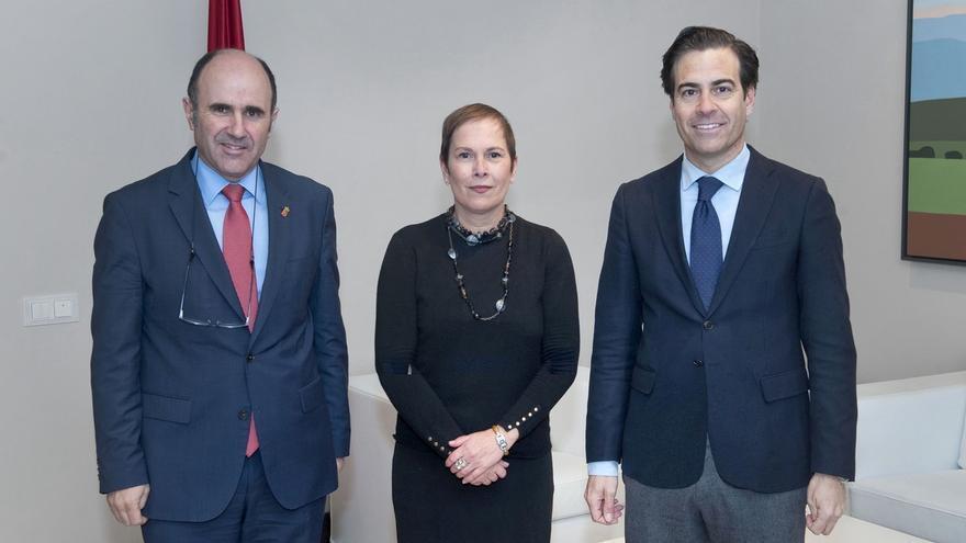 El Gobierno foral y el ICO, dispuestos a abrir vías de colaboración en el ámbito económico y de empleo en Navarra