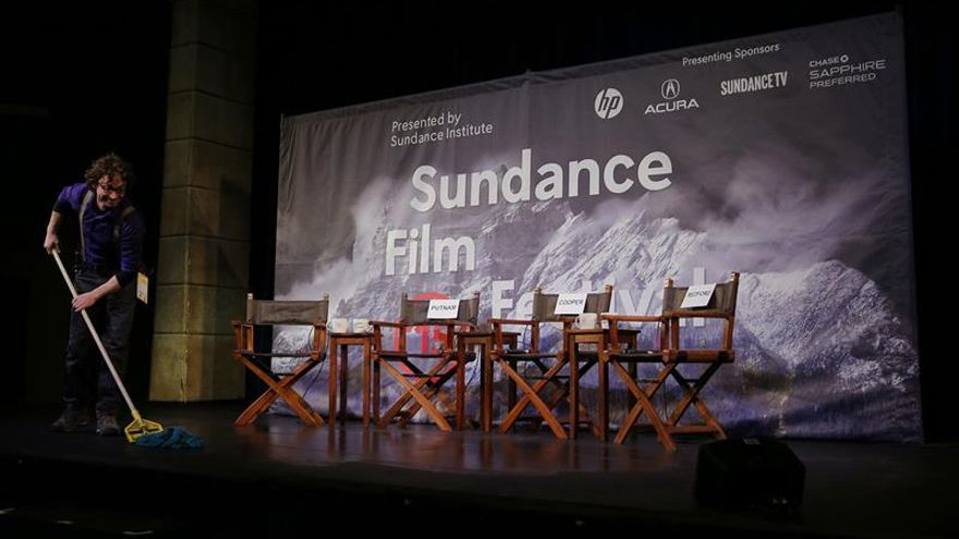 El cambio climático y Donald Trump atraen los focos del Festival de Sundance