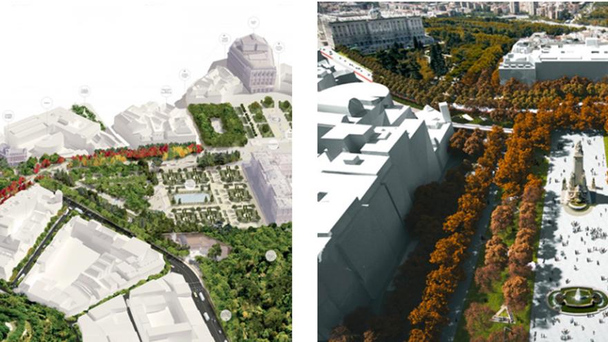Proyecto X: Welcome mother Nature y Proyecto Y: Un paseo por la cornisa