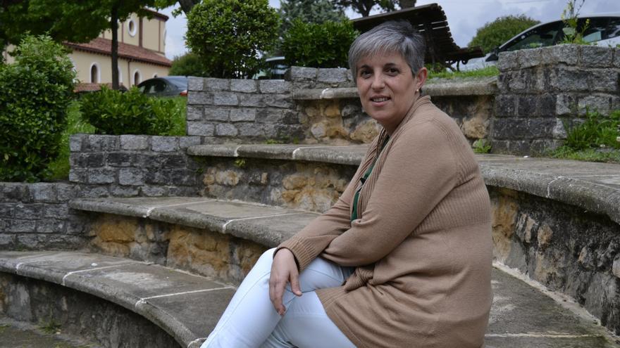 Leticia Martínez, nueva coordinadora de IU Cantabria.