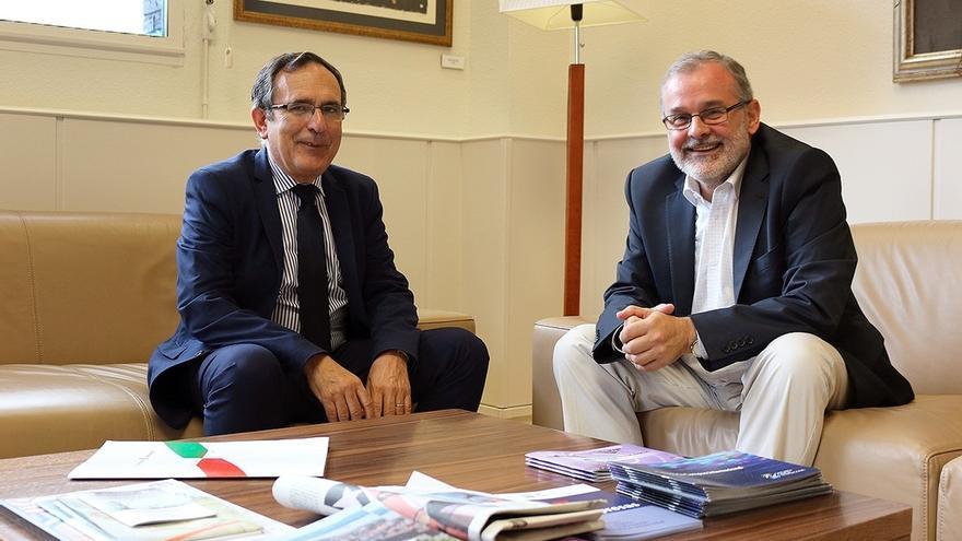 Ayuntamiento y UC crearán un grupo de trabajo para impulsar acciones conjuntas