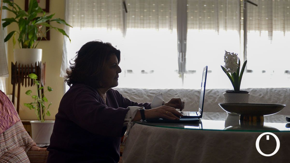 Ana Romero, paciente 0 de coronavirus en Córdoba