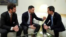 Vox pide apoyo a Guaidó para conocer las relaciones de Podemos con Venezuela