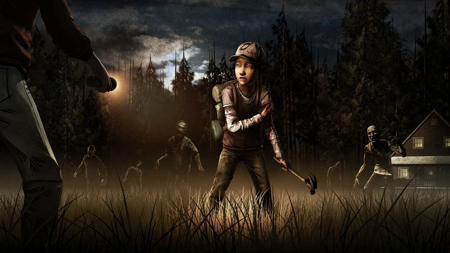 The Walking Dead Season 2