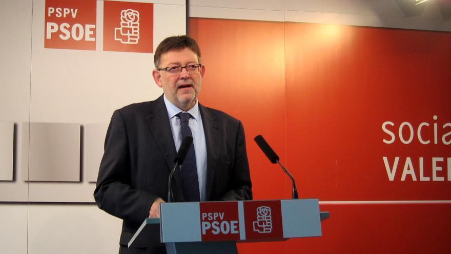 """Ximo Puig asegura que """"el 9 de Octubre de 2015 todos los valencianos podrán ver otra vez Canal 9"""""""
