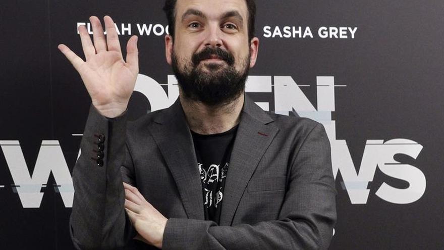 """Nacho Vigalondo reconoce que está """"como un flan"""" en el estreno de """"Colossal"""""""
