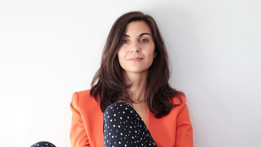 La artista audiovisual Yolanda Domínguez.