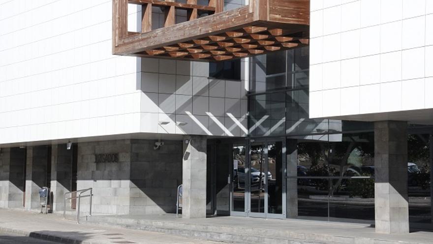 Juzgados de Lanzarote.