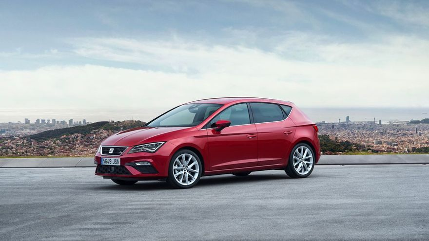 Seat León 1.2 TSI S&S Reference 110.