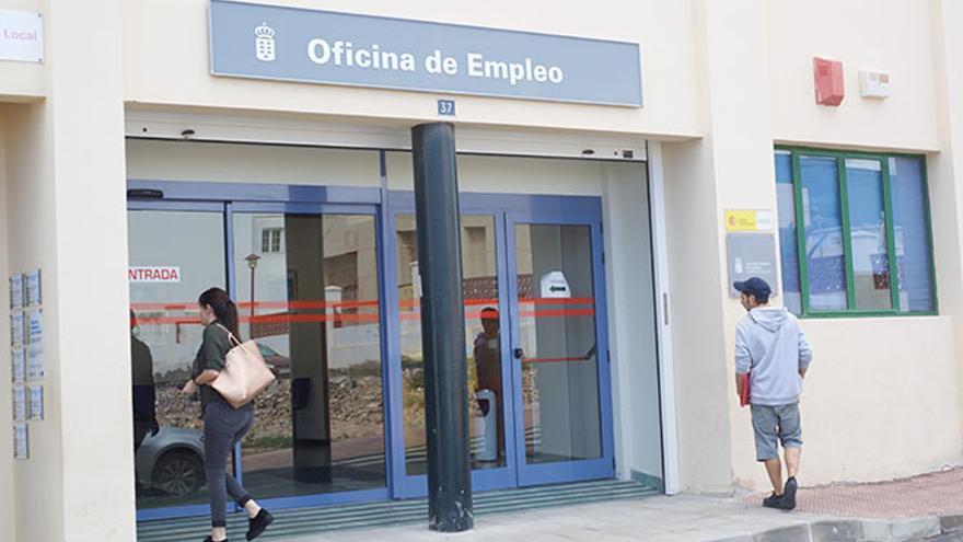 Oficina de Empleo en Fuerteventura