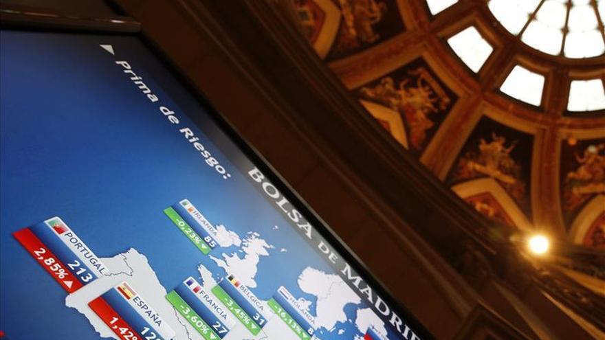 España cierra las emisiones de febrero cubiertas sus necesidades en un 20 %