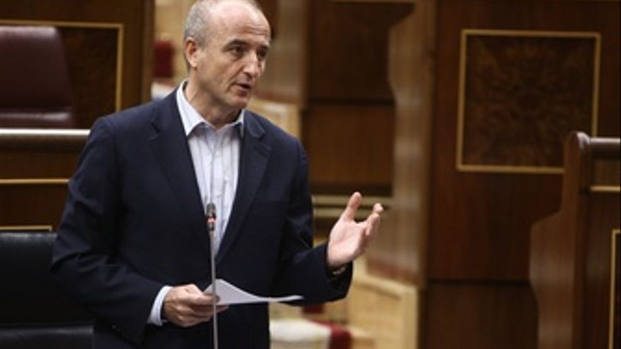 El Ministro De Industria Miguel Sebastián