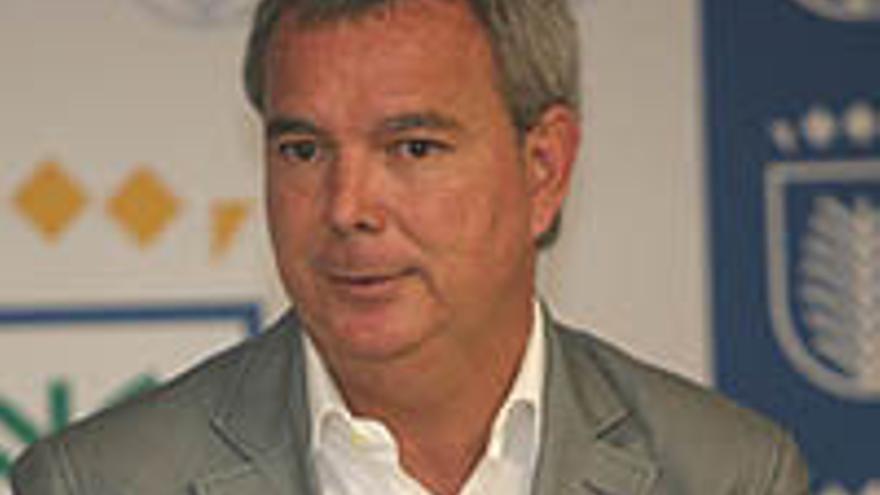 Sebastián Franquis Vera, director de gobierno de LPGC.