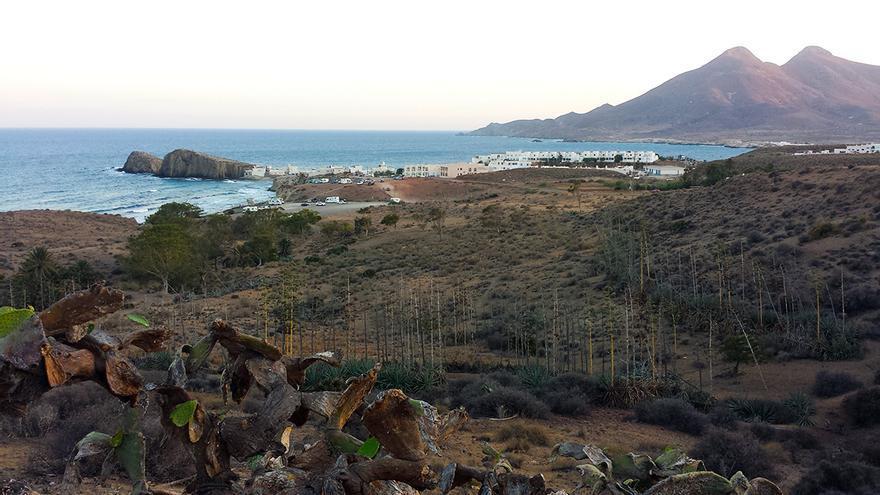 La Isleta del Moro. / JUAN MIGUEL BAQUERO