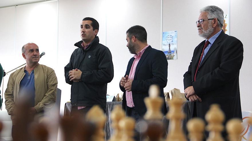 Acto de presentación del campeonato.