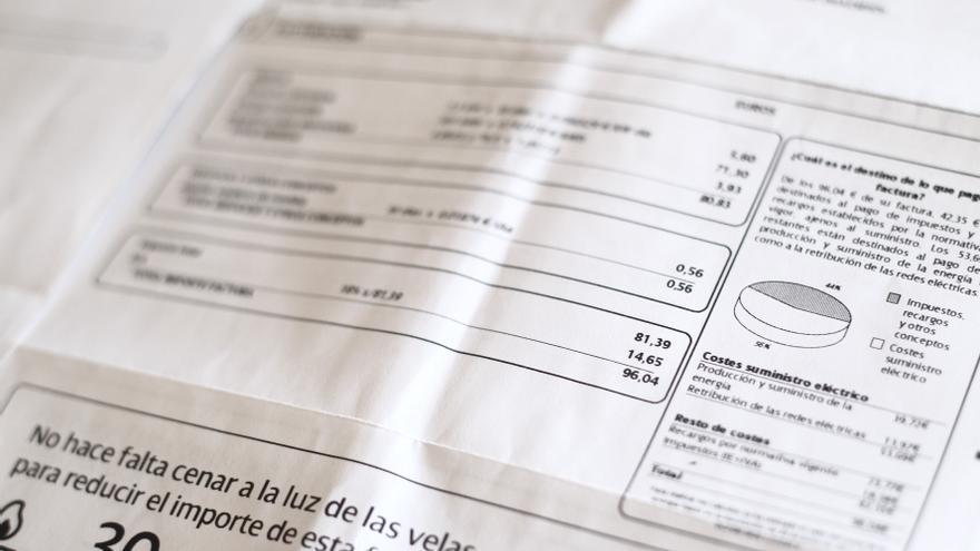 La subida de luz supone 1,78 euros al mes en la factura de un consumidor medio, según Facua