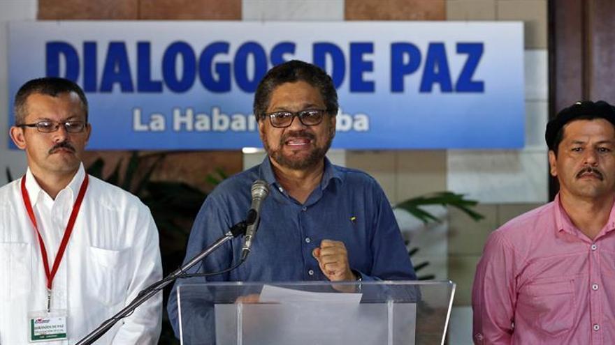 Un bloque de las FARC suspende el estudio de los acuerdos alcanzados en La Habana