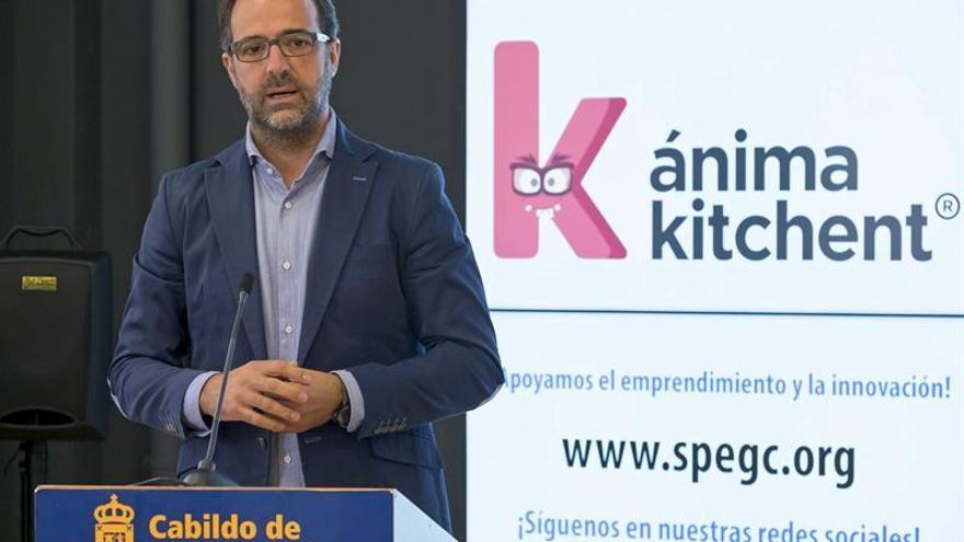 El CEO de la empresa empresa hispano-mexicana de animación Ánima Kitchent, Víctor López
