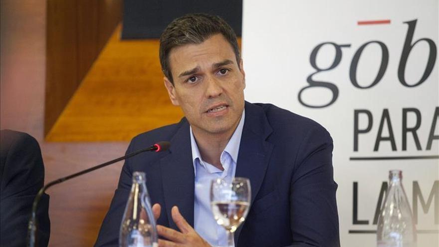 Sánchez anuncia que López Aguilar no regresará al PSOE hasta que haya sentencia firme