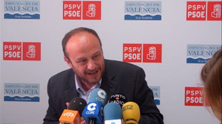 Rafael Rubio (PSPV-PSOE).