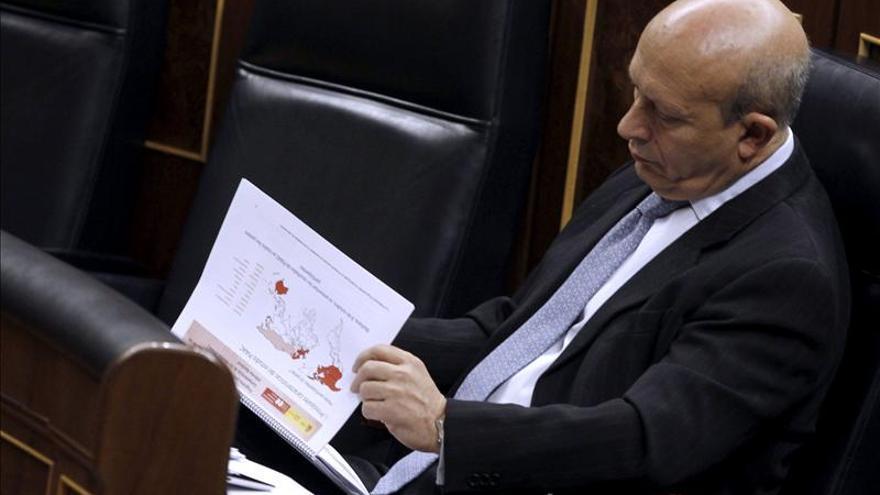 El partido del Gobierno español aprueba la reforma educativa