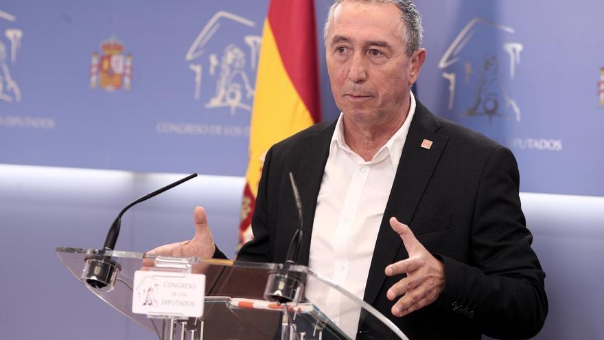 Baldoví defiende el pacto con Errejón porque que facilitará acuerdos y rechaza que afecte al Botànic
