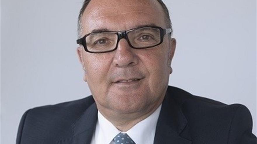 El nuevo consejero de Sanidad del Gobierno de Canarias, José Manuel Baltar