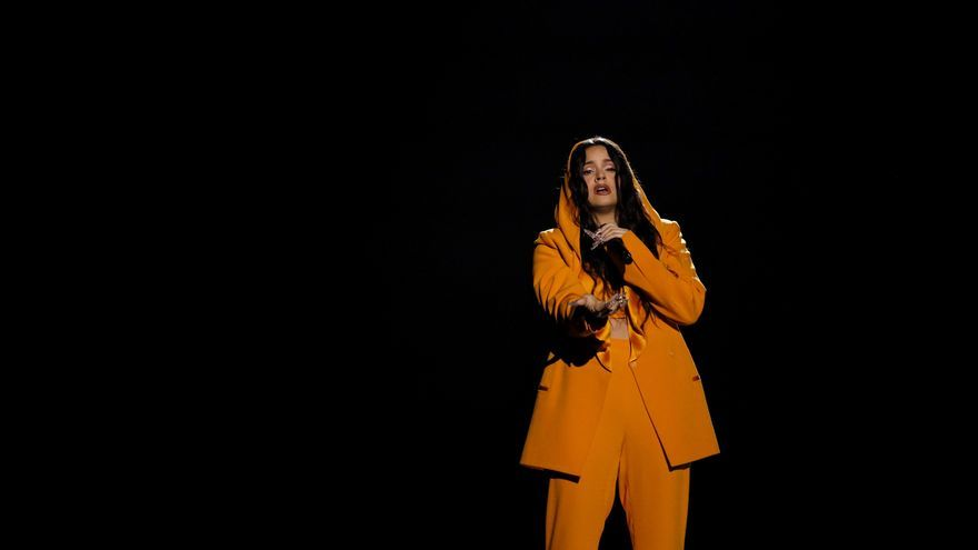 Rosalía, Alejandro Sanz y Daniel Minimalia dan acento español a Latin Grammys
