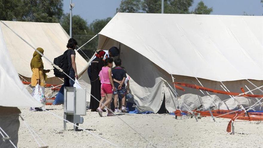 La OCDE advierte de que la integración de los refugiados es una tarea de años