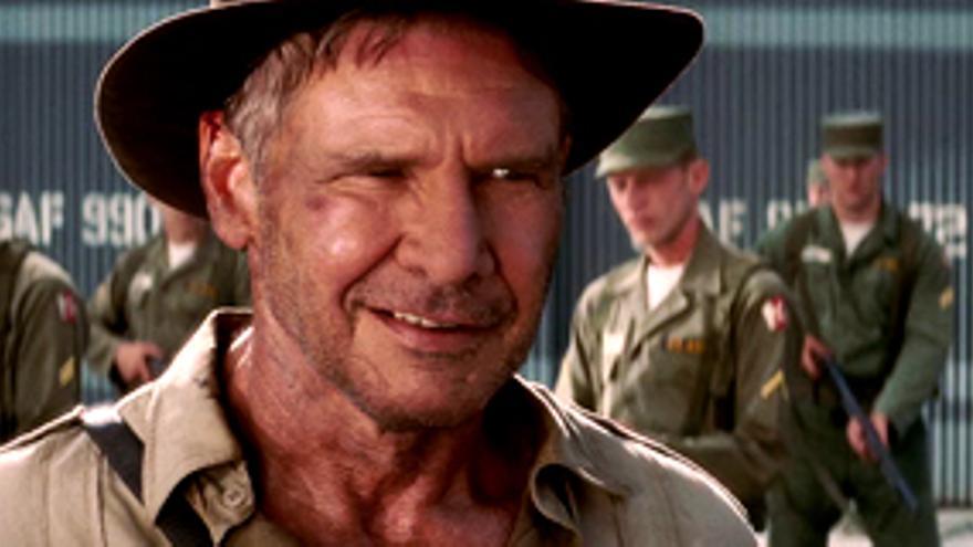 'Indiana Jones' triunfa (19.3%) y Emma García es la única que sale viva (12.7%)
